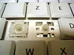 comment réparer touche clavier portable
